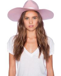 Lack Of Color Montana Pink Dusk Hat
