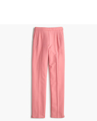 J.Crew Martie Pant In Two Way Stretch Wool