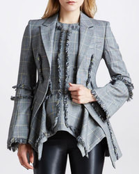 Plaid blazer original 1370595