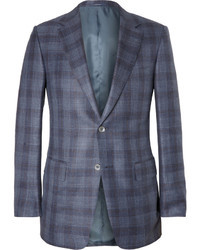 Plaid blazer original 442158
