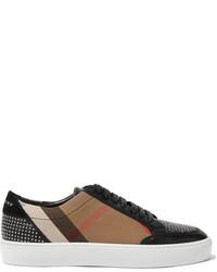 Plaid Footwear