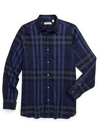 Plaid long sleeve shirt original 364128