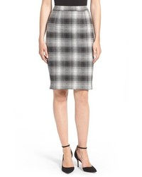 Plaid pencil skirt original 1458723