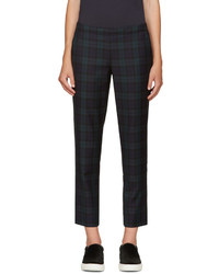 Plaid skinny pants original 4264313