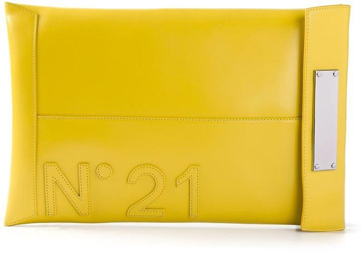 No21 Pochette En Cuir Gg04njx