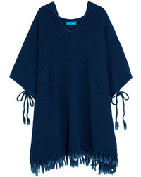 Poncho azul marino de MiH Jeans