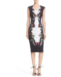 Print bodycon dress original 4612969
