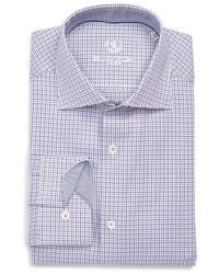 Print Dress Shirt