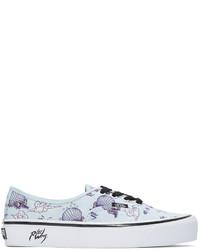 Print Low Top Sneakers