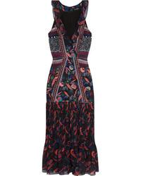 Print midi dress original 9960835