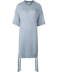 Pull à manches courtes bleu clair 3.1 Phillip Lim