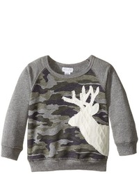 Pull camouflage olive Mud Pie