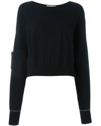 Pull noir Helmut Lang