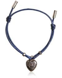 Pulsera azul marino de Dolce & Gabbana
