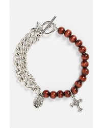 Pulsera marrón