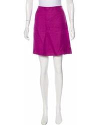 Dolce & Gabbana A Line Mini Skirt