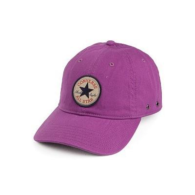 Converse Hats Converse Tip Off Baseball Cap Purple Where