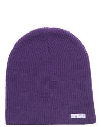 Neff Daily Ski Snowboard Beanie Purple