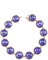 Irene Neuwirth Cabochon Tanzanite Bracelet
