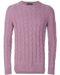 The Gigi Cable Knit Jumper