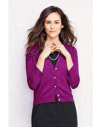 Purple cardigan original 1341537