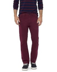 Household Essentials Olde School Slim Straight Chino
