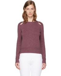 Etoile Isabel Marant Isabel Marant Etoile Purple Klee Sweater