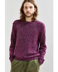 Urban Outfitters Uo Classic Twist Crew Neck Sweater
