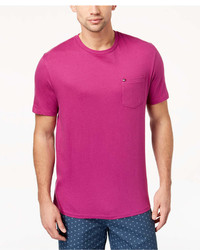 Tommy Hilfiger Tommy Crew Neck Pocket T Shirt Created For Macys