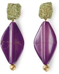 Yves Saint Laurent Vintage Statet Earrings