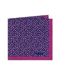 Ted Baker London Floral Silk Pocket Square