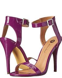 Purple Footwear