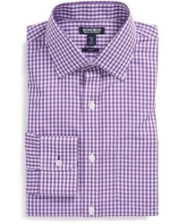 Bonobos Daily Grind Slim Fit Wrinkle Free Gingham Dress Shirt
