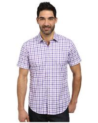 Robert Graham Mancora Short Sleeve Woven Shirt