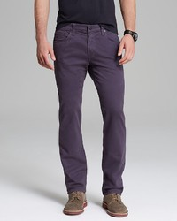 J Brand Jeans Kane Slim Straight Fit In Night Shade