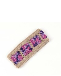Nirvanna Flower Crochet Headband