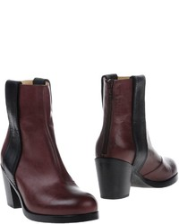 Maison Margiela Mm6 By Ankle Boots