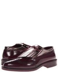 Vivienne Westwood Plastic Brogue Footwear