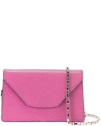 Valextra Mini Iside Chain Crossbody Bag