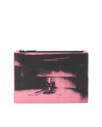 X andy warhol foundation little electric chair clutch bag medium 7849540