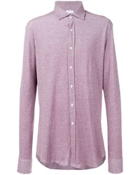 Harris Wharf London Slim Fit Shirt