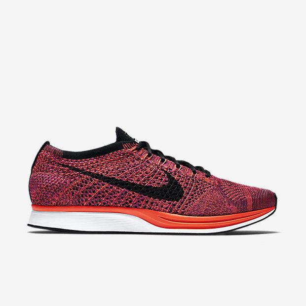 hot sale online 88c78 be66e ... Nike Flyknit Racer Unisex Running Shoe ...