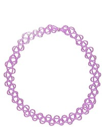 Boohoo Lucy 90s Stretchy Choker