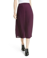 Eileen Fisher Pleat Skirt