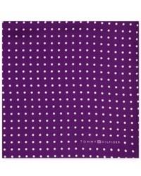 Tommy hilfiger dot pocket square medium 98788
