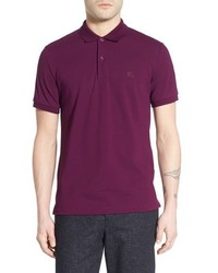 Burberry Brit Oxford Short Sleeve Polo