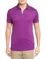 Bobby Jones Solid Pique Golf Polo