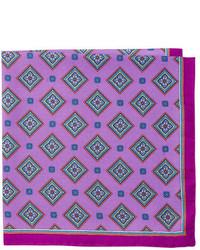 Bruno Piatelli Silk Boxes Pocket Square