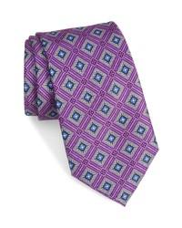 Nordstrom Medallion Silk X Long Tie