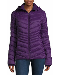 Xersion midweight puffer jacket medium 6986703